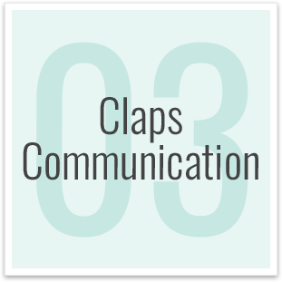 Claps Communicationの概要